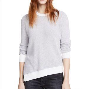 Joie | Laurana Waffle Knit Asymmetrical Sweater